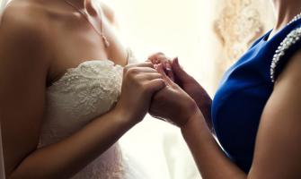 Текстове за  сватбени покани за родители