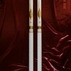 Ритуална свещ 39