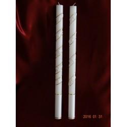 Ритуална свещ 25