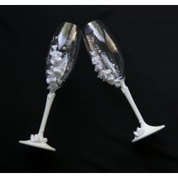 Ритуални чаши Роза и Кала