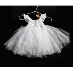 "Бебешка рокля модел ""Принцеса"""