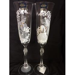 """Ритуални чаши """"Младоженци"""""""